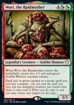 Wort, the Raidmother